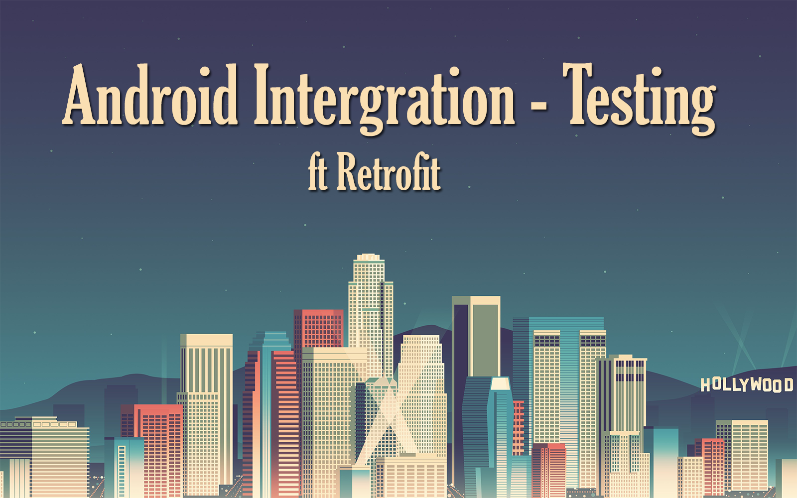 Android Unit_Testing