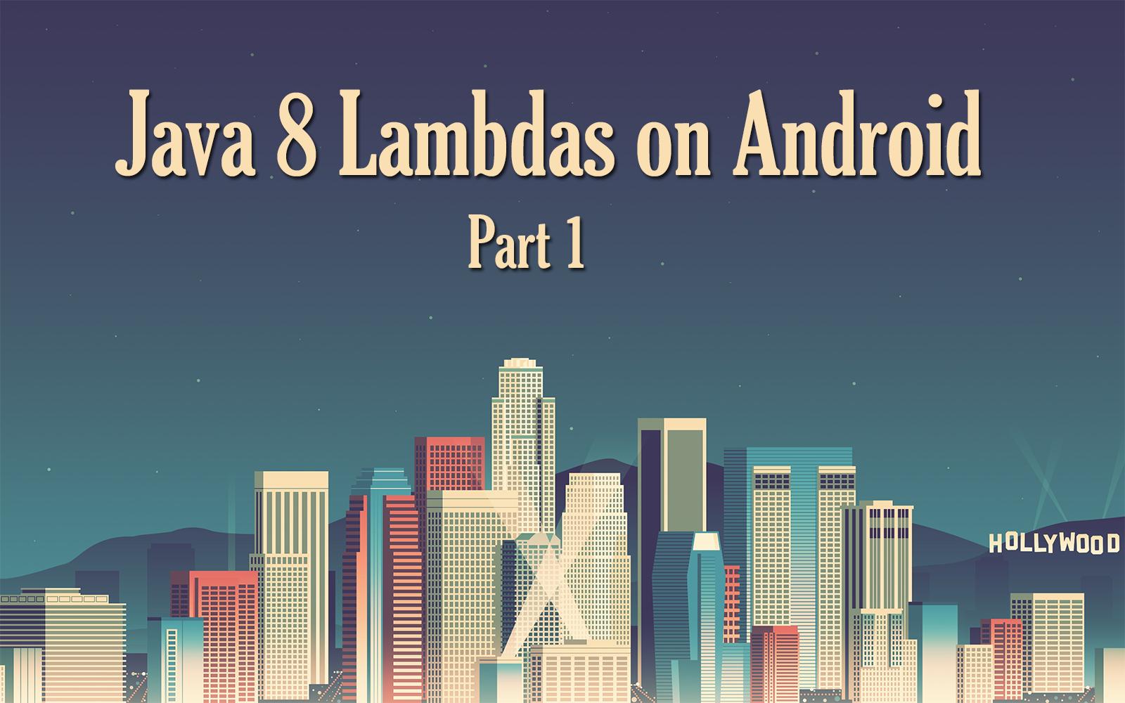 Android-Lambda