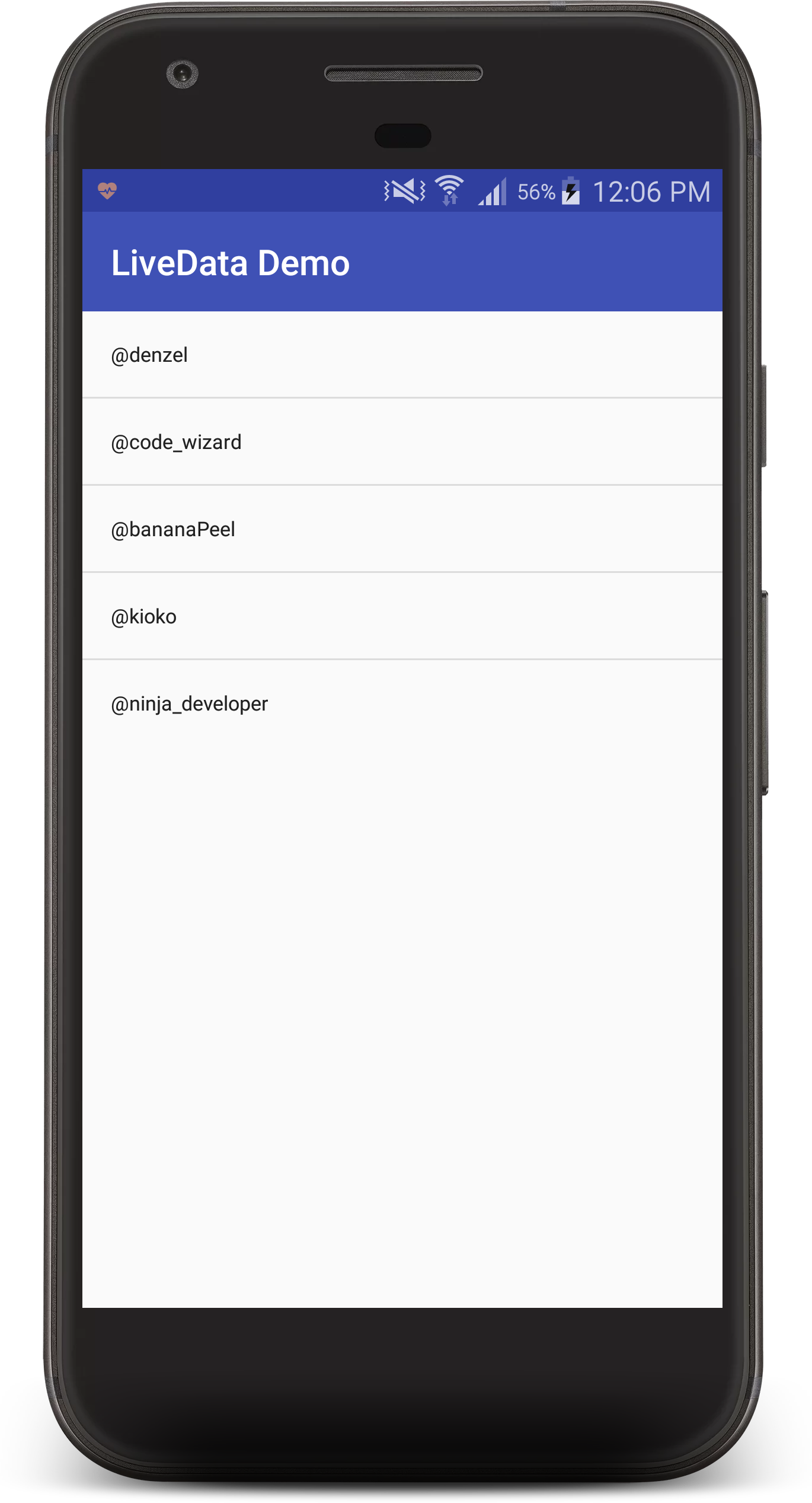 Android LiveData & ViewModel | Thomas Kioko