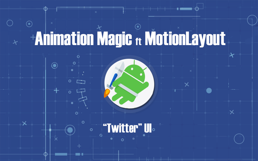Magic With MotionLayout | Thomas Kioko